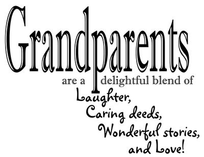Happy Grandparents Day to all of those who add a little extra laughter, care, amusement, and a lot of love into the lives of those blessed to call them grandma and grandpa